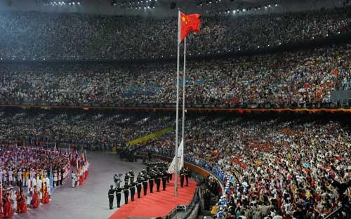 Beijing Olympics - Opening Ceremony