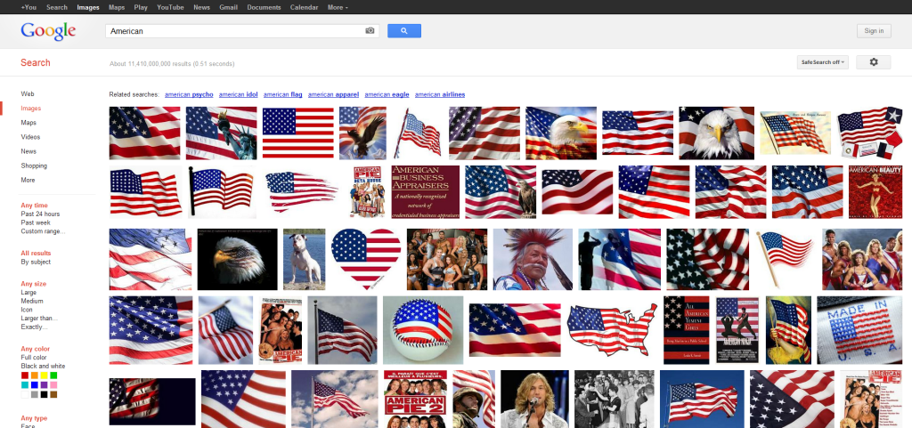 American - Google Images Search